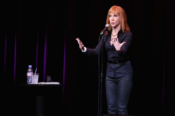 Kathy Griffin at the Fox